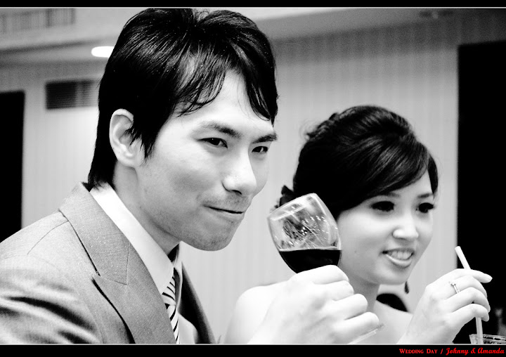 Wedding Day / Johnny & Amanda