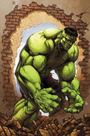Hulk esmaga!