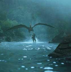 pteranodon ataca