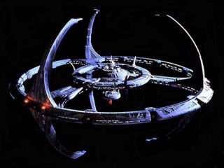 a Deep Space Nine