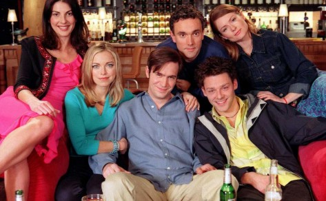 cima: Jane, Patrick, Sally; baixo: Susan, Steve, Jeff