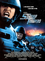 Starship troopers, poster
