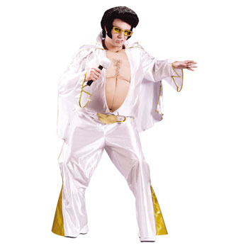 Fat Elvis Costume