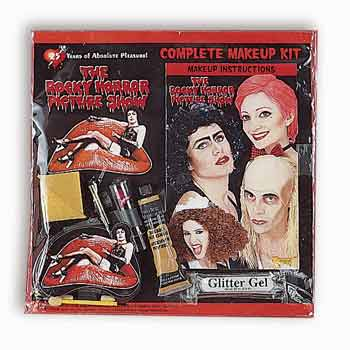 Rocky Horror Make Up Kit