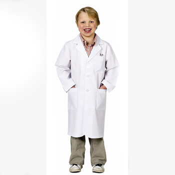 Lab Technician Child Costume