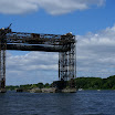 DSC03030.JPG - 26.06. To już Niemcy - podnoszone przęsło zburzonego mostu kolejowego w Karnin