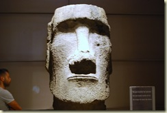 An Easter Island Head