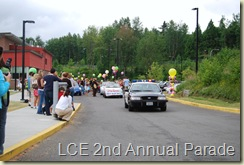 LCE 2nd annual parade