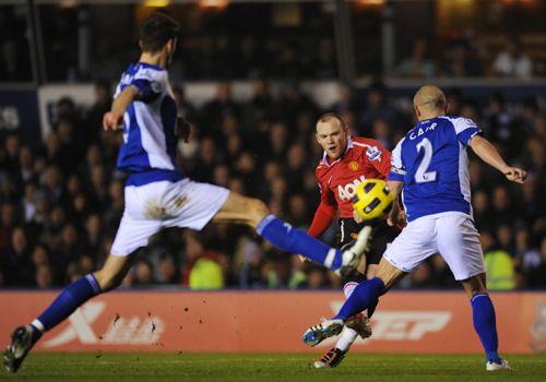 Wayne Rooney, Birmingham - Manchester United