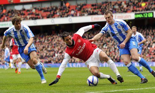 Arsenal - Huddersfield