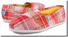 red madras plaid