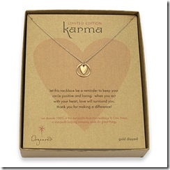 ltd edition karma gold