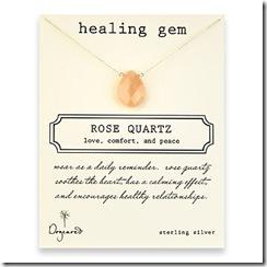 healing gem pink quartz