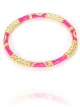 Assorted Enamel Hot Pink