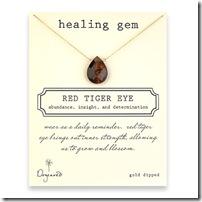 healing gem tiger eye