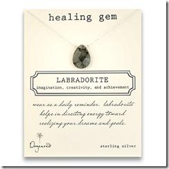 healing gem labradorite