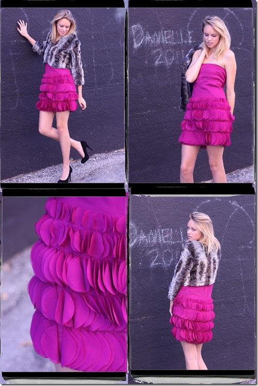 Jenny 3D Dress Montage