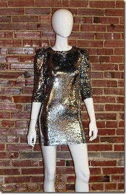 BB Dakota Sequin Dress F