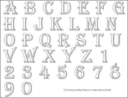 Letras bonitas para caratulas - Imagui