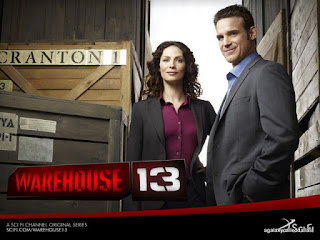 Assistir Warehouse 13 1 Temporada Online Dublado e Legendado