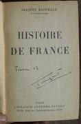 Bainville, Histoire de france
