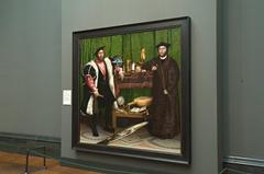 Les Ambassadeurs dHolbein et la gopolitique du XVIe sicle