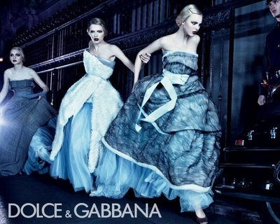 Dolce &amp; Gabbana  Fall-Winter 2008 . 2009 Ad Campaign5.preview