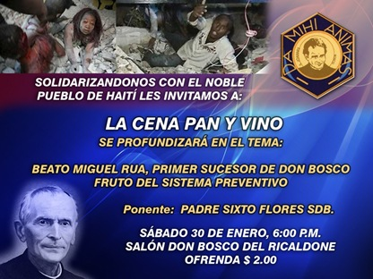 invitacion haiti