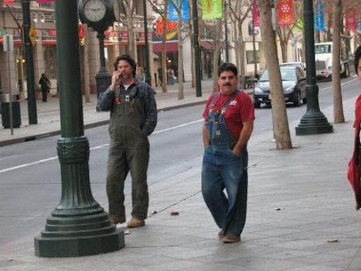 Mario e Luigi da vida real