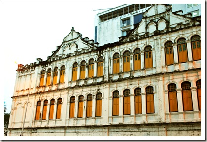 Medan Pasar Yellow Windows