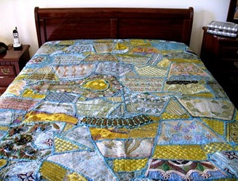 4 bedding - sari indian bedding1 - www_novahaat_com