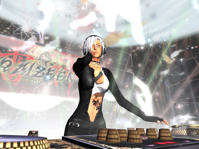 club 雷神 2011/01/22 出張DJ