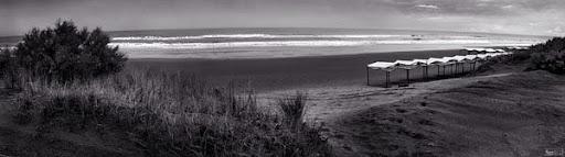Beach south of Mar de Ajo