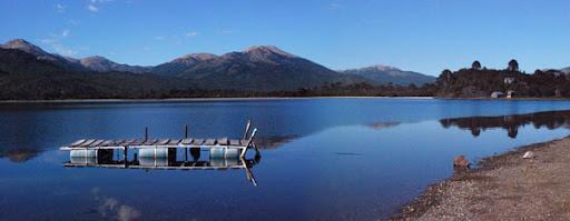 Lake at Patagonia
