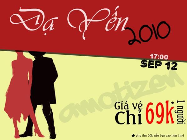 Dạ Yến 2010 poster