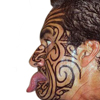 maorio veidas