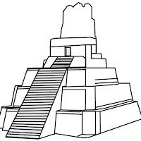"""Templo """"El Gran Jaguar"""", Tikal, Petén."""