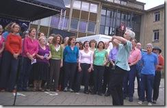 Singing safari 2009