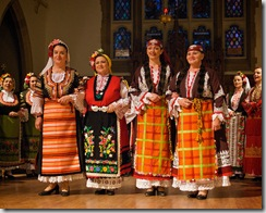 Bulgarian women's choir