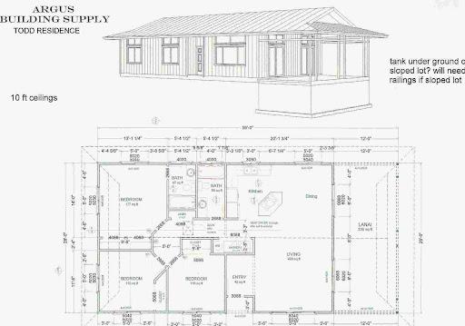 lanai home plans