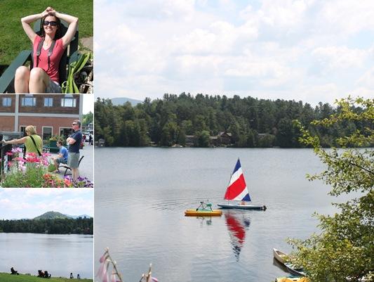 View lake placid