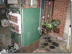 Froling P4 Old 1952 Oil Boiler