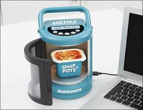 世界最小「USB電子レンジ」