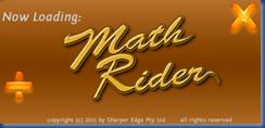 mathrider opening