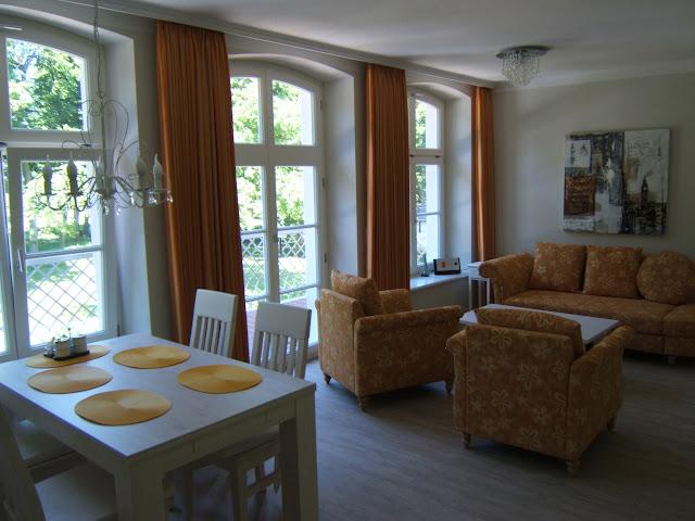 2-Zi-Ferienwohnung im Jagdschloß zu Hohen Niendorf/ bei Kühlungsborn
