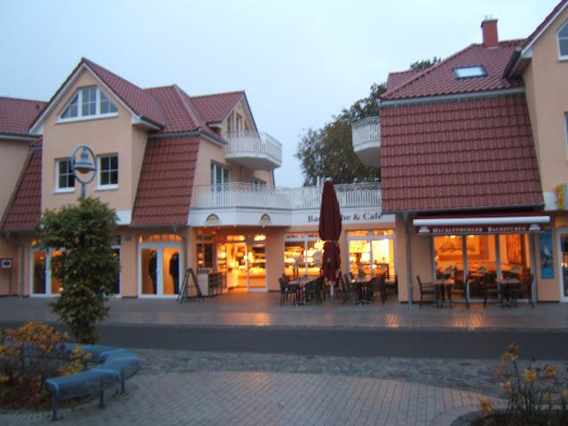 2-Zi-Ferienwohnung SEEWOLF für 2-4 Personen im Ostseeheilbad Zingst