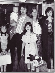 Paul MacCartney y su amor familia