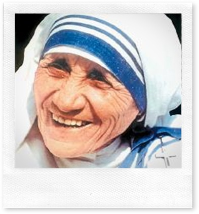 El altruismo de Madre Teresa de Calcuta