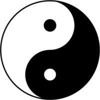 Ying Yang Haz la paz y no la guerra