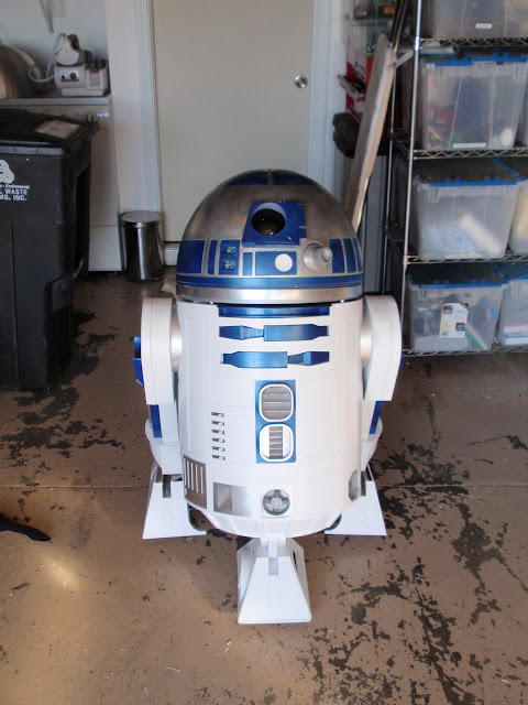 You Can Build R2D2 or BB8 easy! - The Ultimate Building Blog